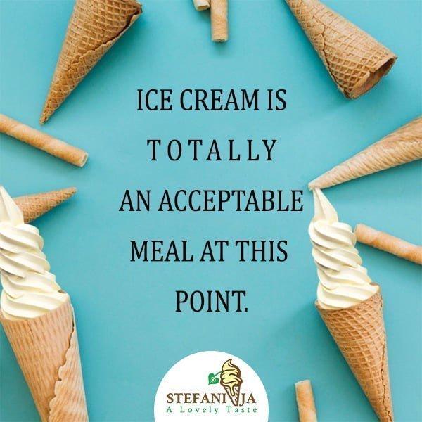 Creative ways to serve ice cream